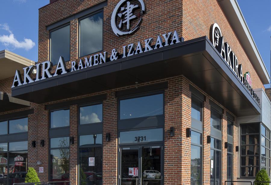 Akira Ramen & Izakaya at The Shops at Canton Crossing