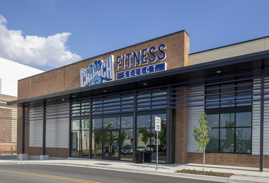 Crunch Fitness at The Shops at Canton Crossing