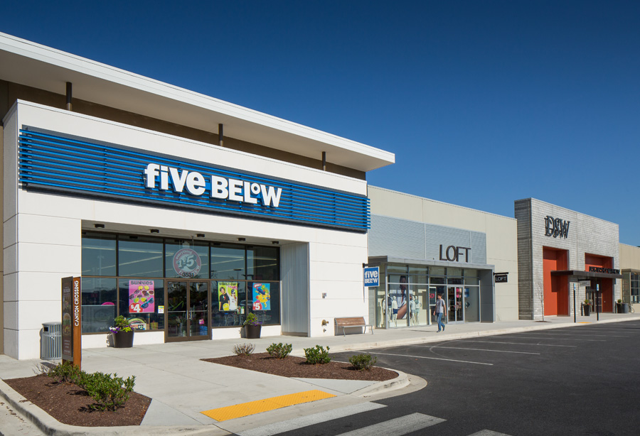 Five Below at The Shops at Canton Crossing
