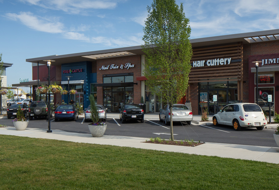 Nail Trix and Hair Cuttery at The Shops at Canton Crossing