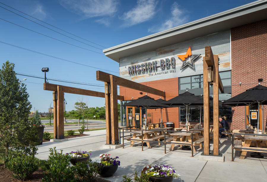 Mission BBQ at The Shops at Canton Crossing