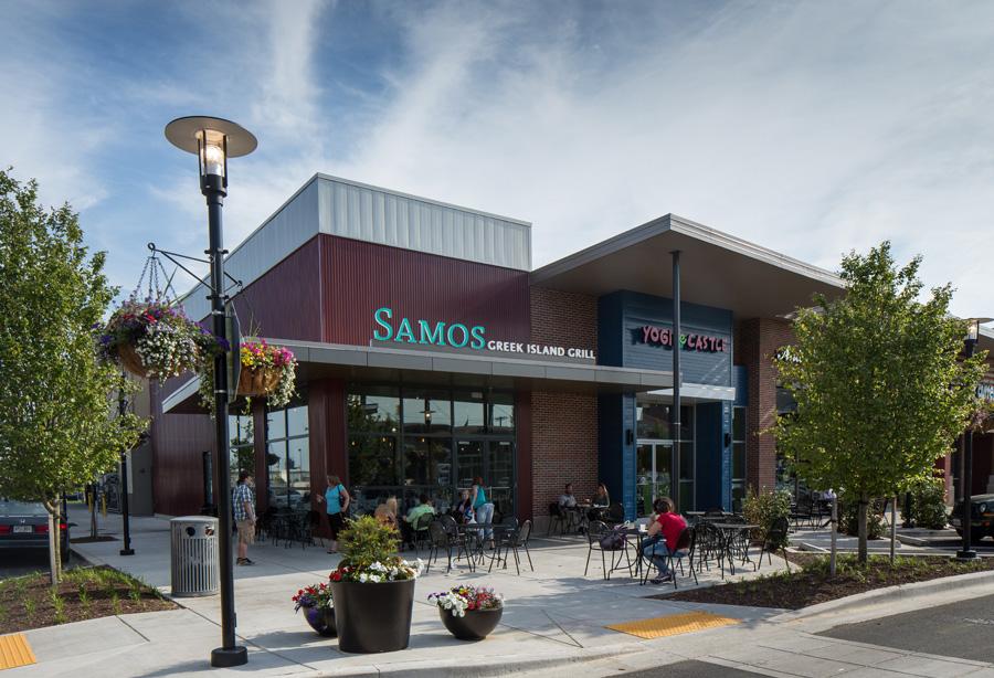 Samos at The Shops at Canton Crossing