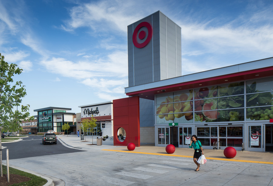 Target at The Shops at Canton Crossing