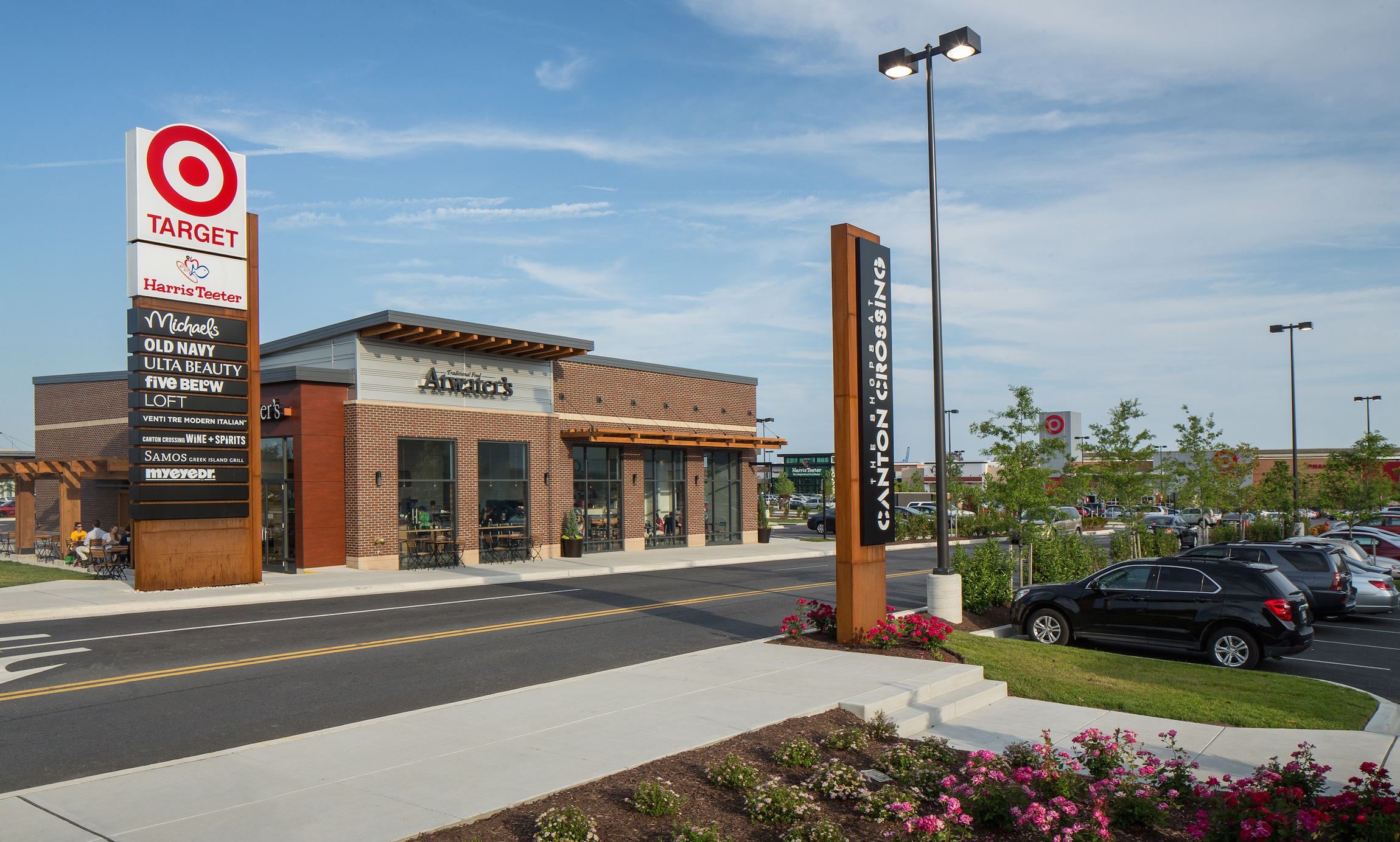 The Shops at Canton Crossing