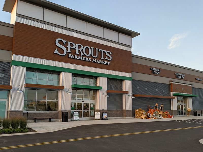 Sprouts Farmers Market at the Collective at Canton