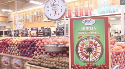 produce at Sprouts Farmers Market photo by Carley Milligan